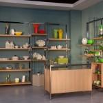 Bancone-scaffali-arredamento-negozi-XALL Nuova Tecnococpy