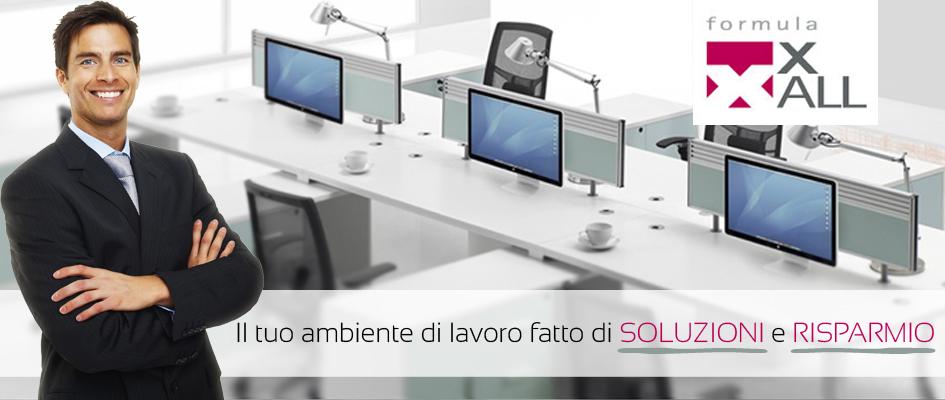Arredi Ufficio XALL-TECNOCOPY