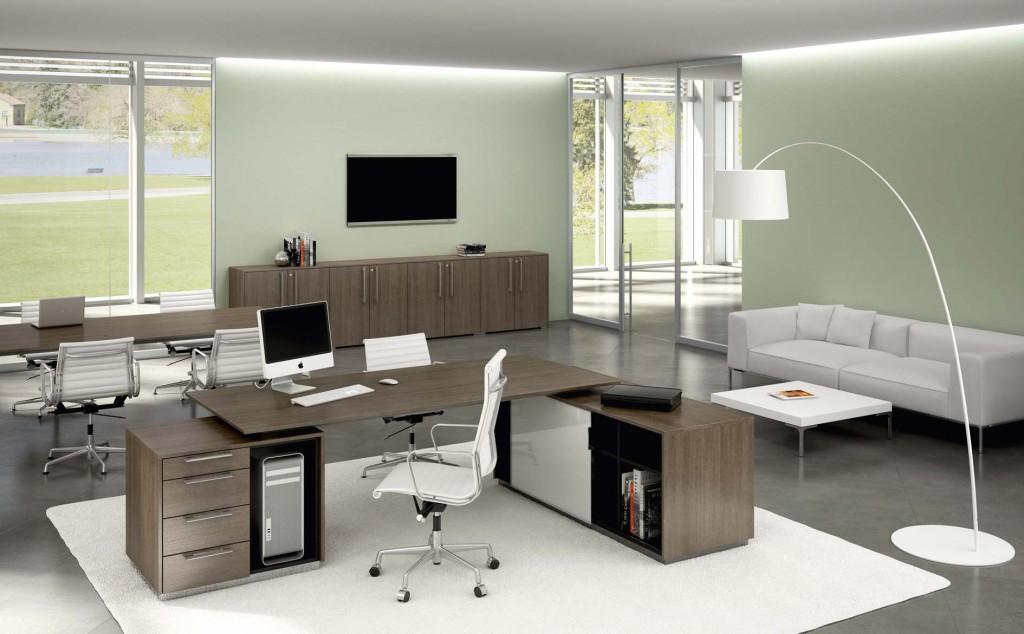 Mobili Per Ufficio Direzionali : Arredamento ufficio linea yoga direzionale nuovatecnocopy 2