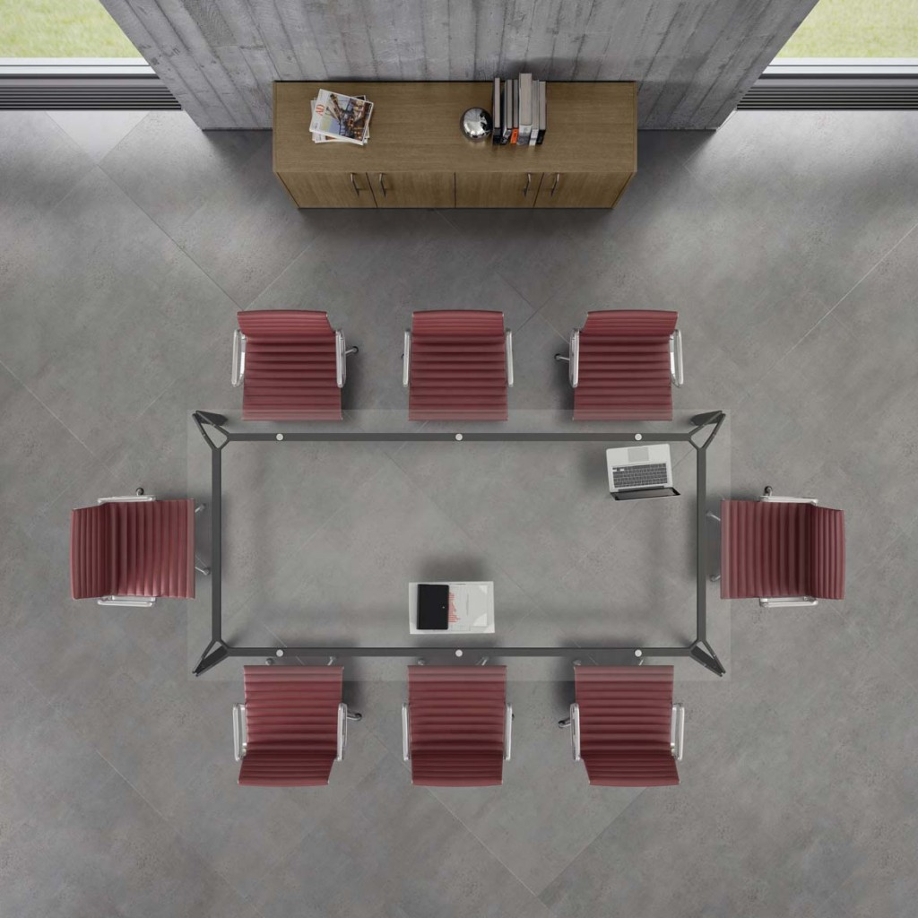 Arredamento ufficio linea yoga direzionale nuovatecnocopy 4 for Arredo ufficio direzionale