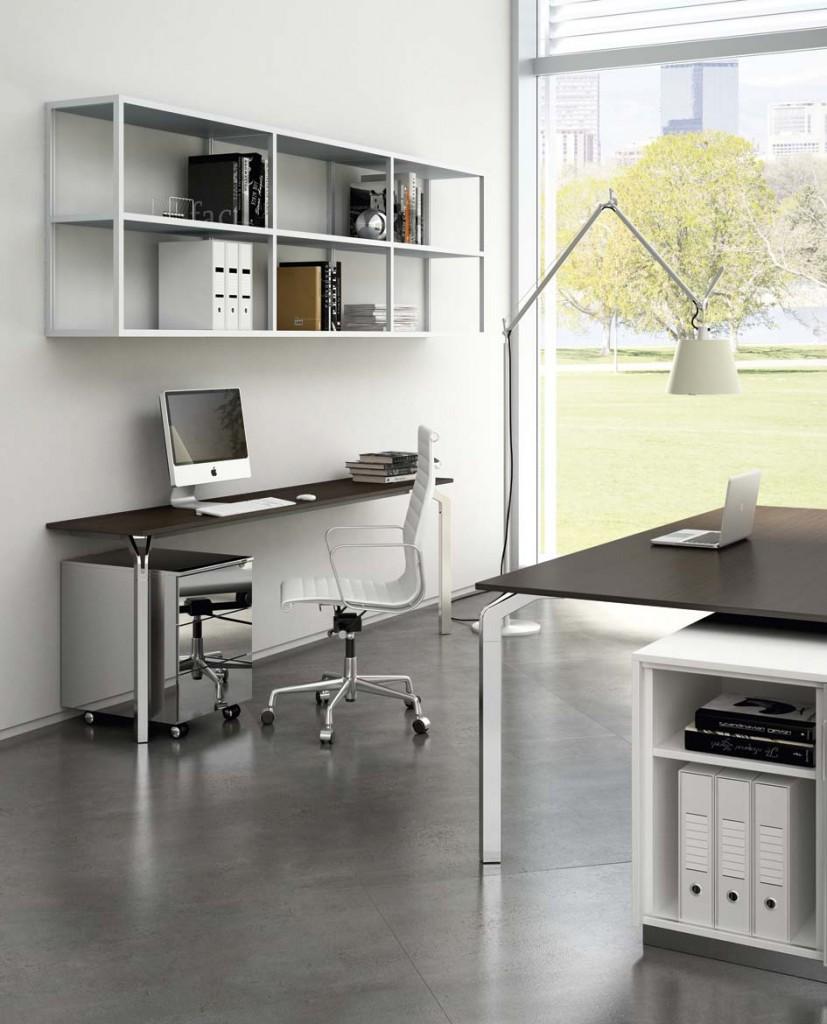Arredamento ufficio linea yoga direzionale nuovatecnocopy 6 for Arredamento ufficio direzionale