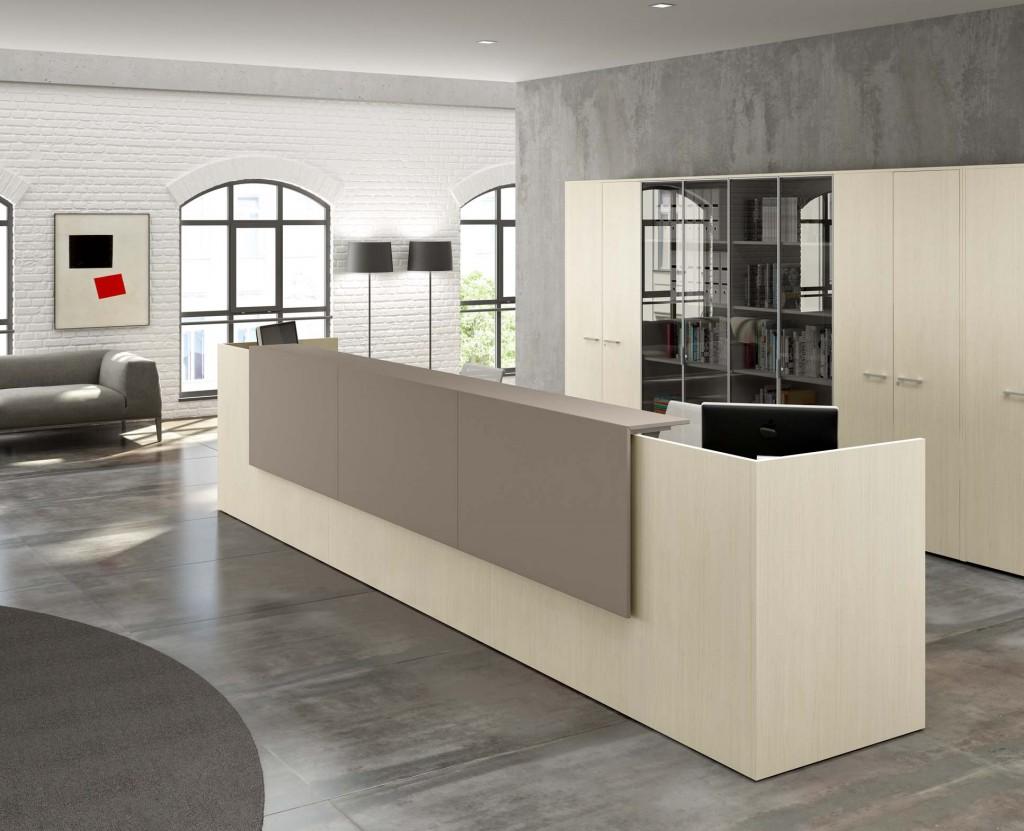 Funny reception arredamento proposta nuova tecnocopy for Arredamento ufficio design