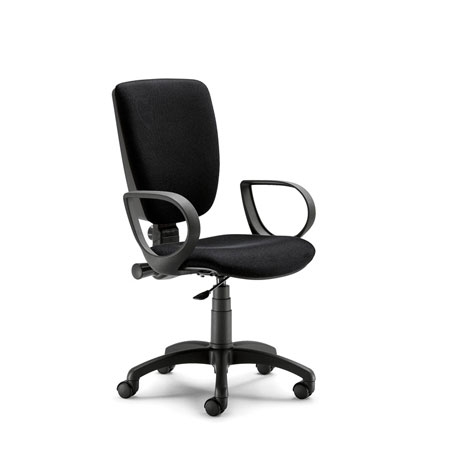 Poltrone e sedie operativo xall nuova tecnocopy for Pride poltrone