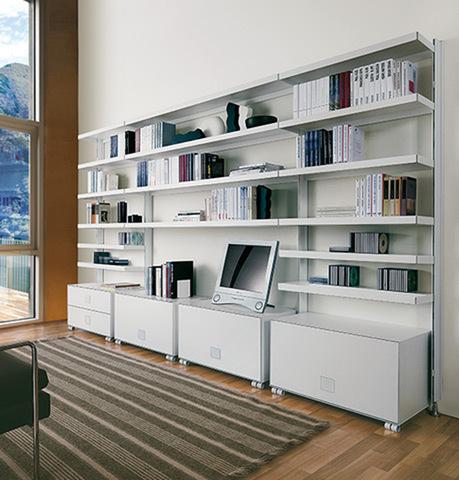 Libreria big nuova tecnocopy arredamento noleggio for Libreria ufficio