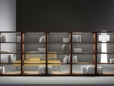 Libreria arredamento noleggio attrezzature ufficio e centralini