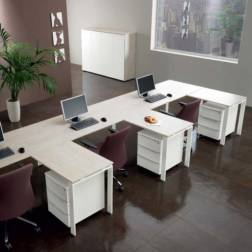 Us linea operativo arredo ufficio nuovatecnocopy 8 for Arredo ufficio operativo
