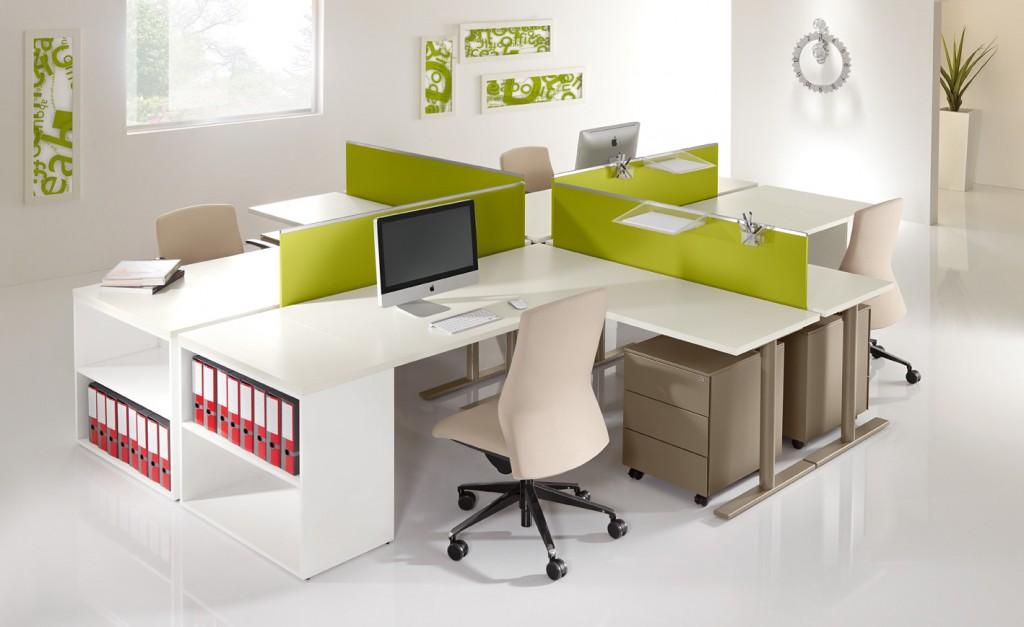 Arredamento Ufficio Operativo : Ufficio operativo linea us nuova tenocopy arredamento
