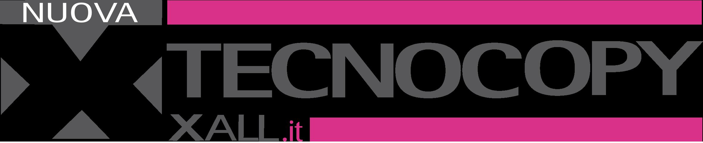 Tecnocopy nuovo logo